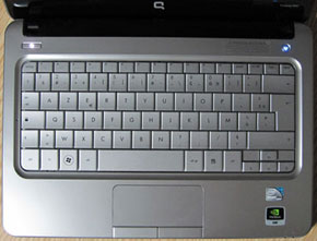 HP Pavilion dm1 keyboard