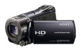 Sony HDR-CX550