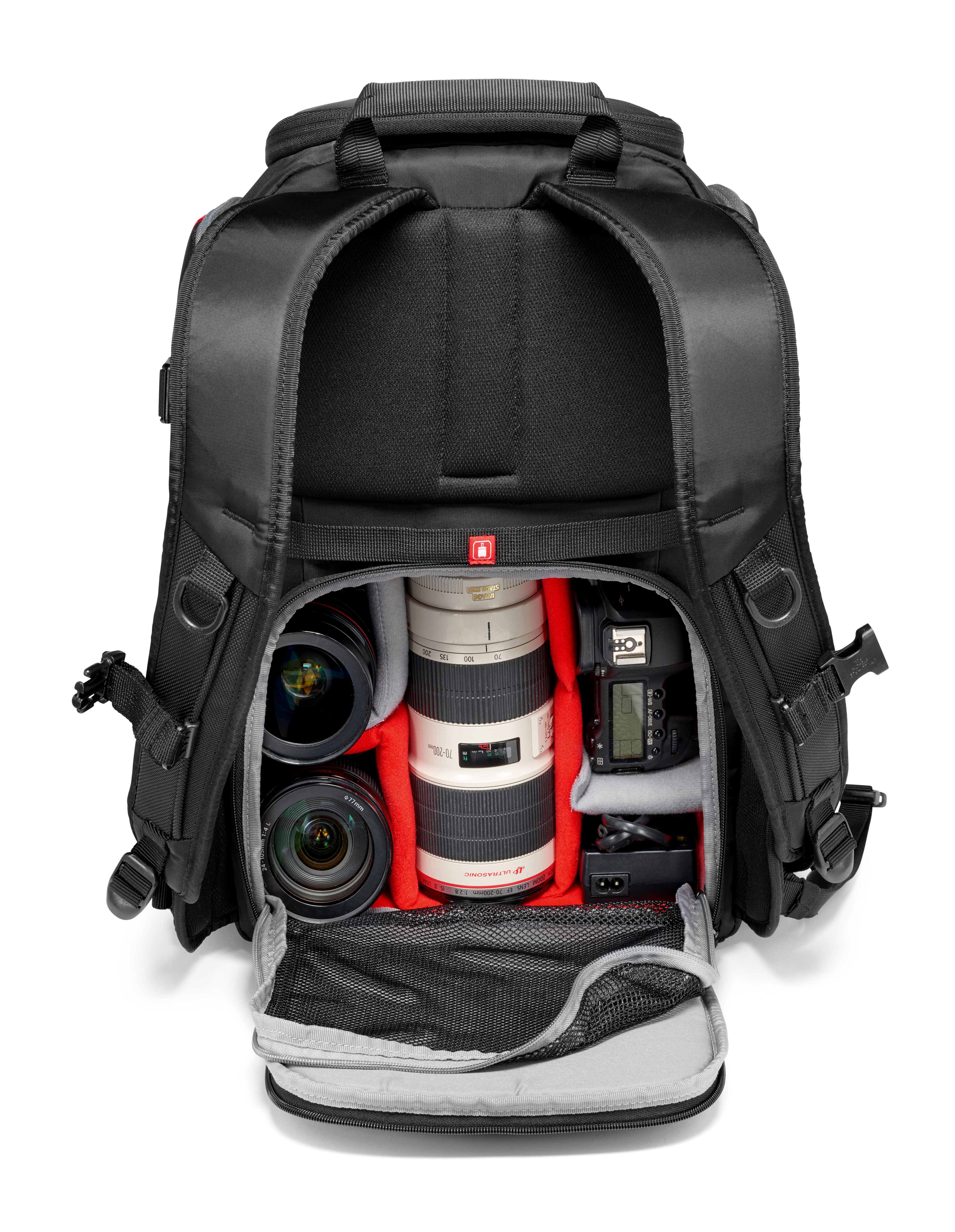 meilleures baskets f9c63 4f775 Manfrotto Rear Access Backpack