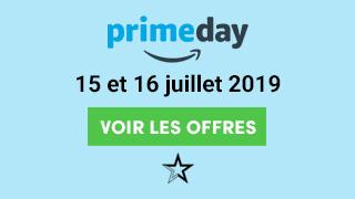 Amazon Prime Day 2019 - Voir toutes les offres par Les Numériques