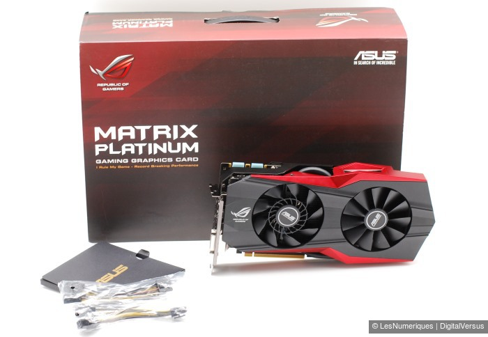 Asus ROG Matrix GTX 980 Platinum box