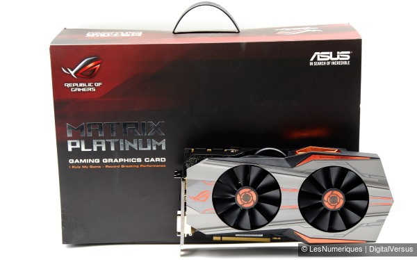 Asus ROG Matrix GTX 980 Ti box