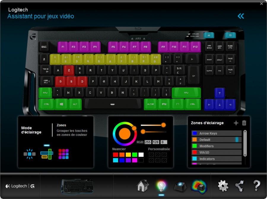 Logitech - Assistant pour jeux vidéo.jpg