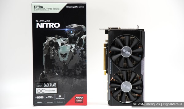 Sapphire R9 380X Nitro box