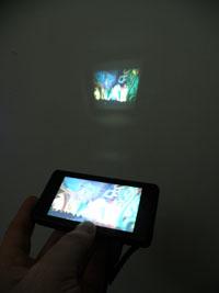 Cvp 200 pico projecteur