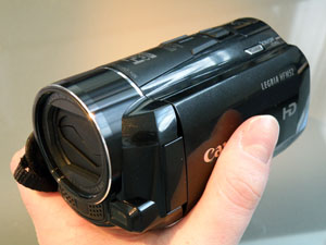 Canon hfm52 boitier