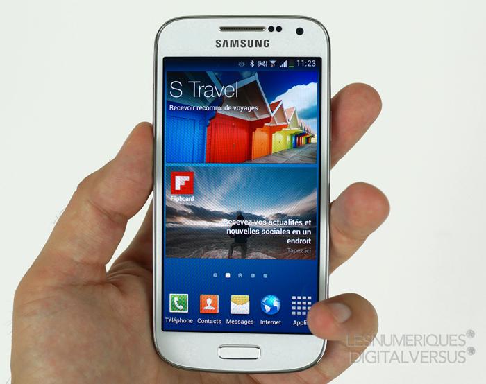 7bbe605edac Samsung Galaxy S4 Mini : pas de mise à jour Android 5.0 finalement - Les  Numériques