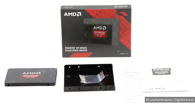 Amd radeon r7 ssd 240gb box